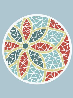 Mosaicos Denise Arantes